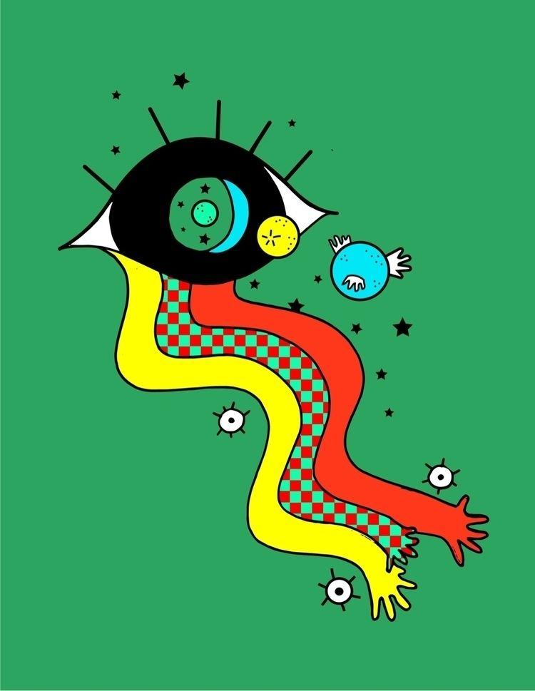 designs: Starry Eyes, Mouthful - shelbyworks | ello