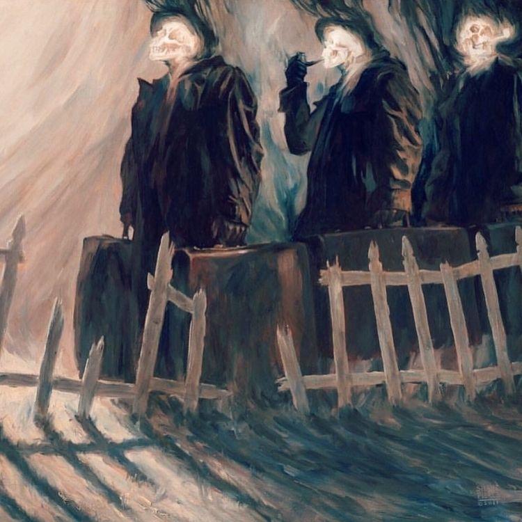 """""""Walk dark travels rural gothic - shanepierce   ello"""