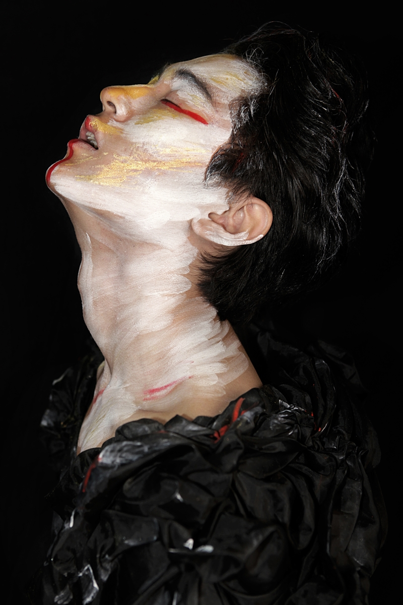 """Breath"" — Photographer/Makeup - darkbeautymag | ello"