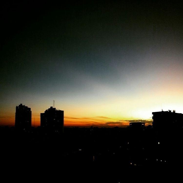 Sunset Buenos Aires - fotos-urbanas-ba | ello