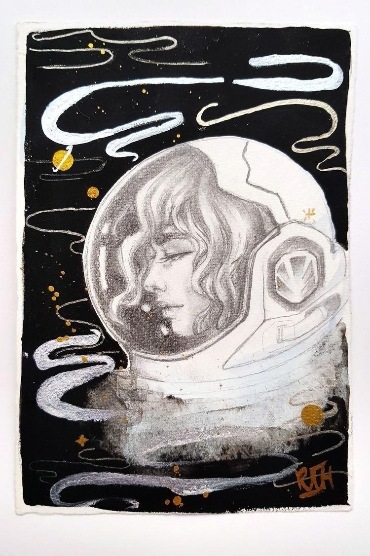 2 10 • Cosmos - create, pameranposkad - rattanhwee | ello