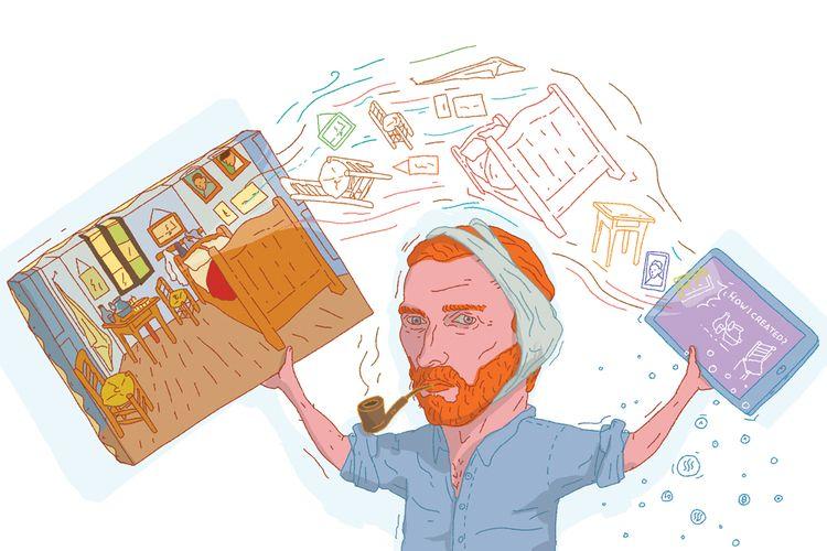 illustration Creative Crypto ma - zsoltvidak   ello