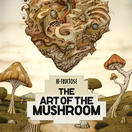 Coming sorta Presents: Art Mush - hifructose | ello