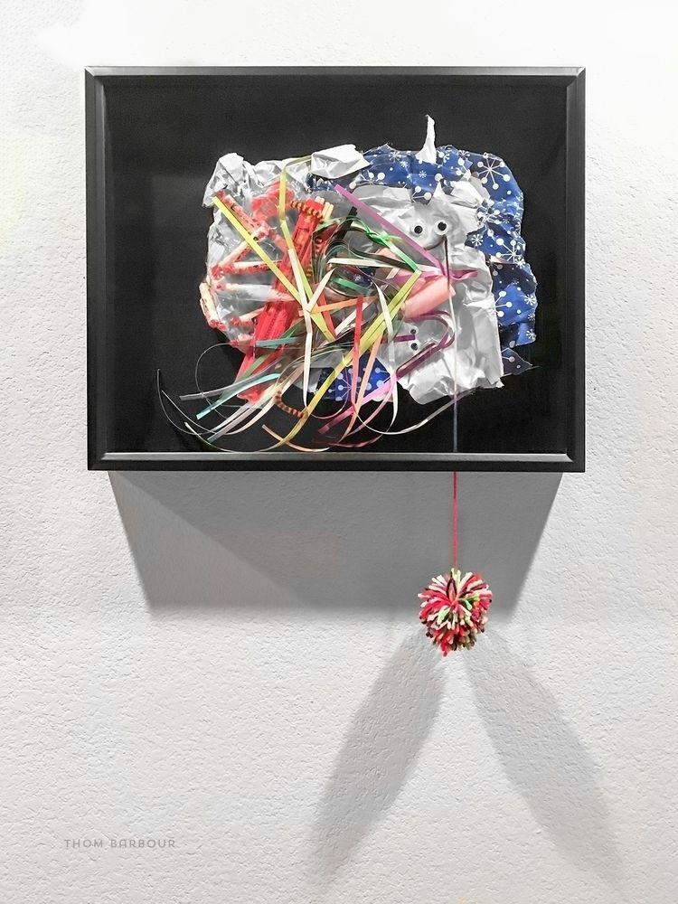 visualart, mixedmedia, artwork - thombarbour   ello