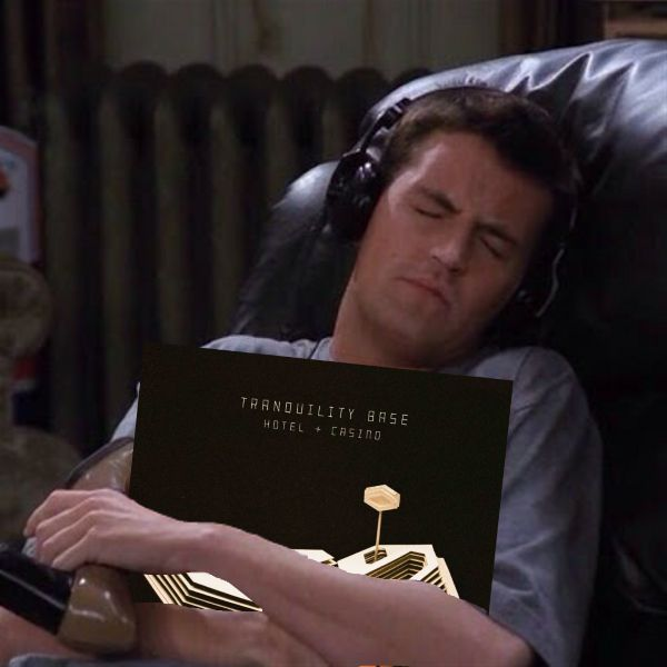eu ouvindo novo album arctic mo - arcticpilots   ello