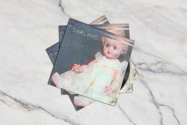 Album cover // GARLAND - album, design - joanna_sdwk | ello