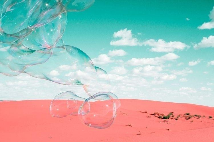 photography, desert, infrared - marliesplank | ello