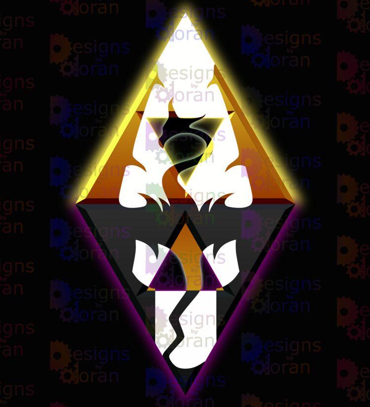 Duality Skyforce (Dark): Legend - zeromus88 | ello