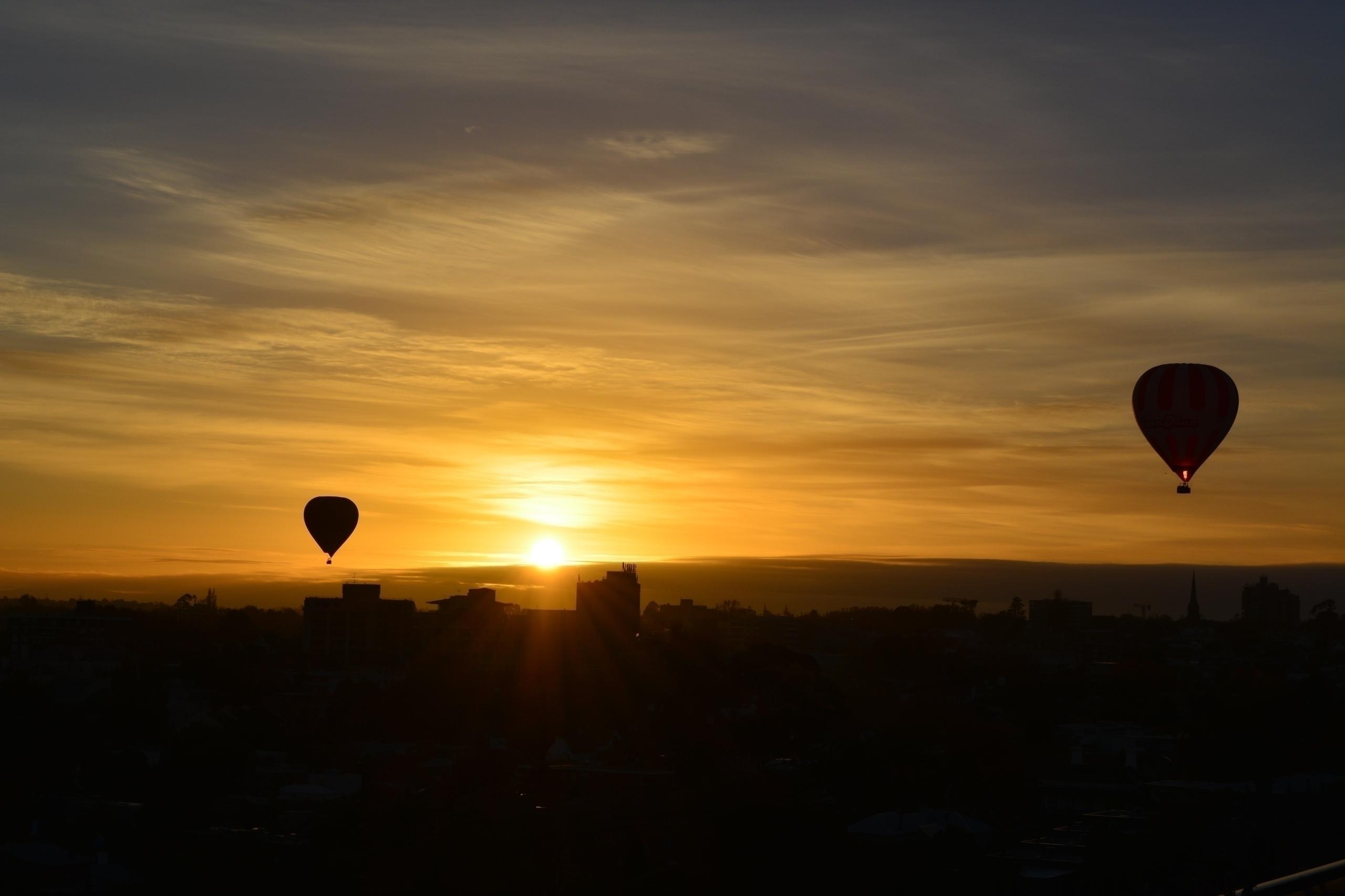 Melbourne, Skyline, SouthYarra - nanoaddicts | ello