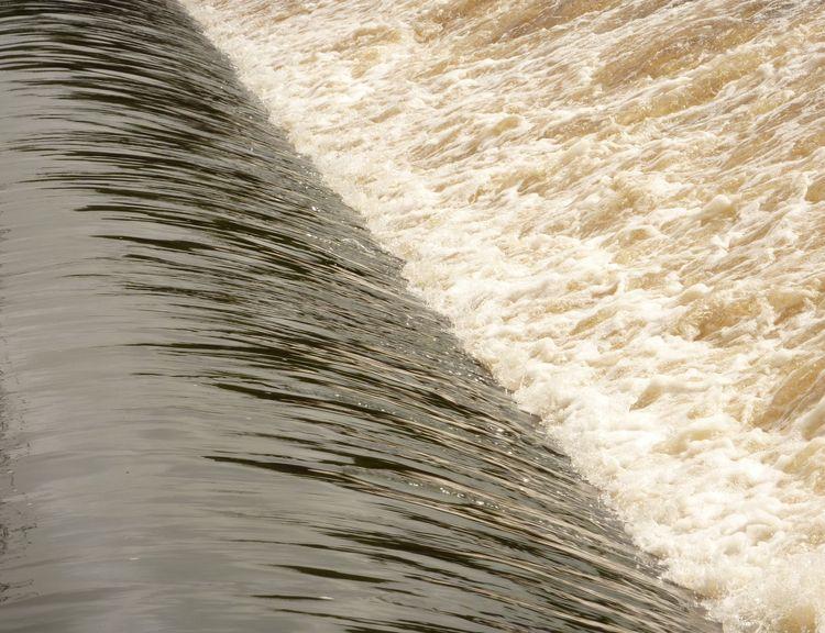 Weir River Annan - water, flowingwater - firehorsetextiles | ello
