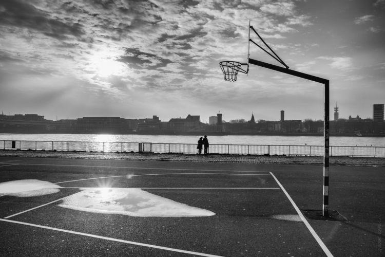 Basket - blackandwhite, sunlight - gkowallek | ello