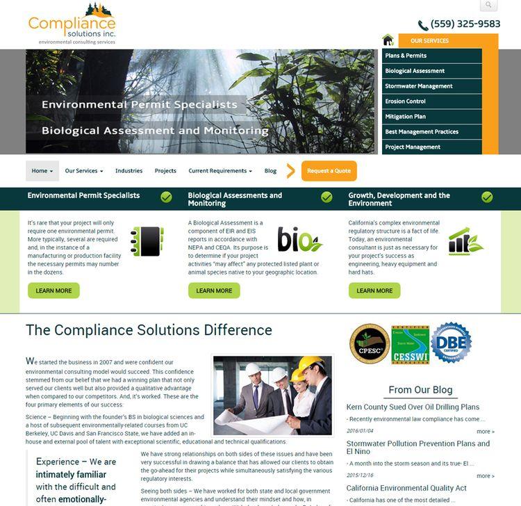 Compliance Solutions environmen - dougwilliamsdm | ello