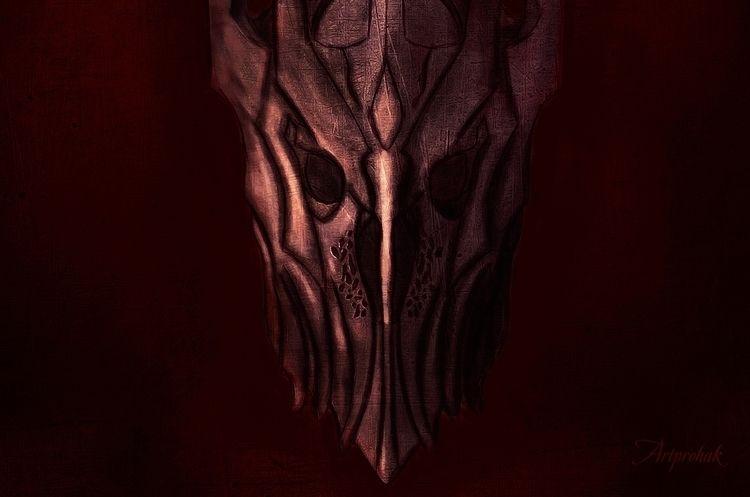 Sauron Lord Rings - Artprohak, sauron - artprohak | ello