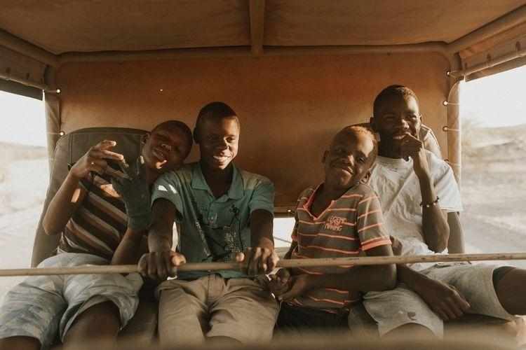 Volunteering Namibia - byronmartinphotography | ello