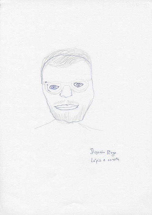 Joel Pimentel, 2017/18 Desenho  - exploracaografica | ello