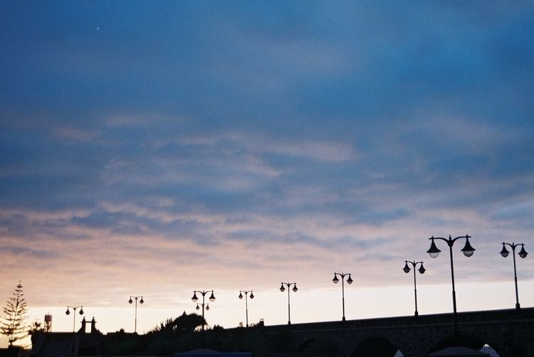 Sunset Tenerife - filmfotography - ferreira-rocks   ello