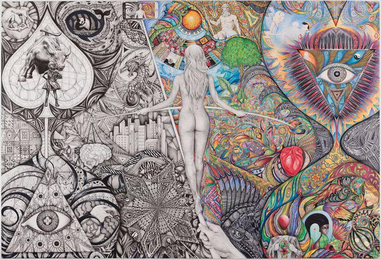 ARTIST: MILANA BLACKMAN ARTWORK - yashablackman | ello