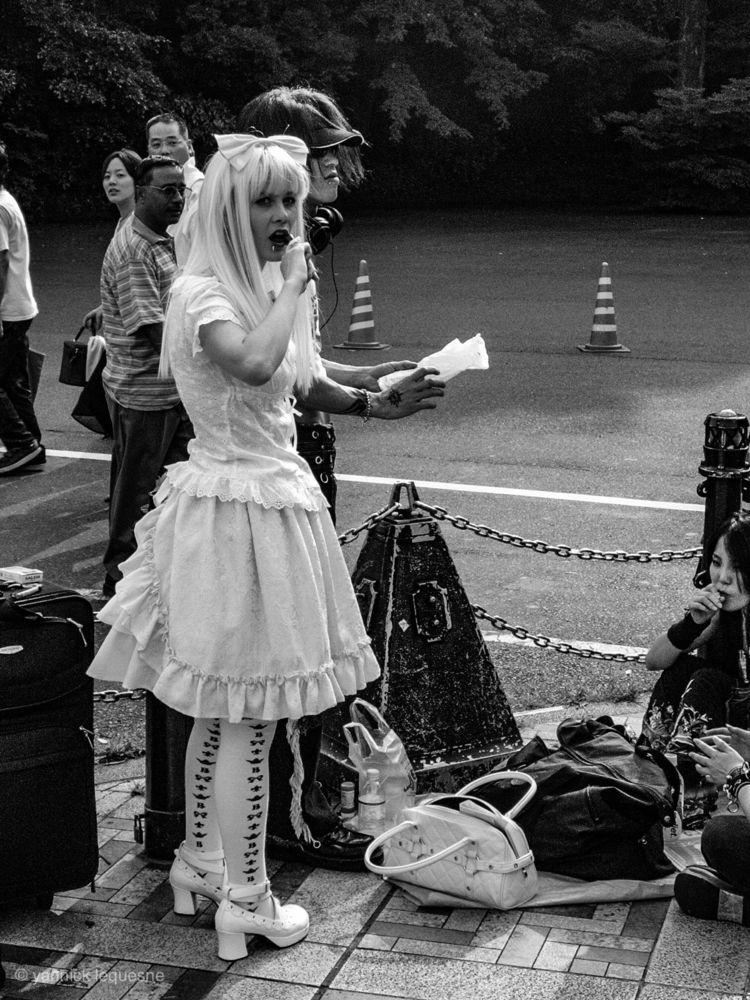 Costplay 2, Harajuku. Japan - blindeffect | ello