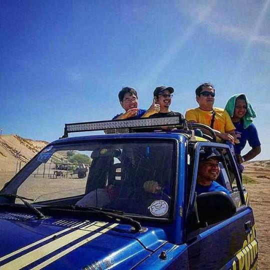 Ready Sand Dunes, Paoay, Ilocos - vicsimon   ello