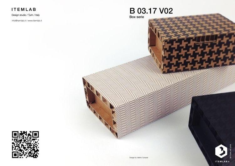 B03.17 V02 / Serie di cofanetti - itemlab_designstudio | ello