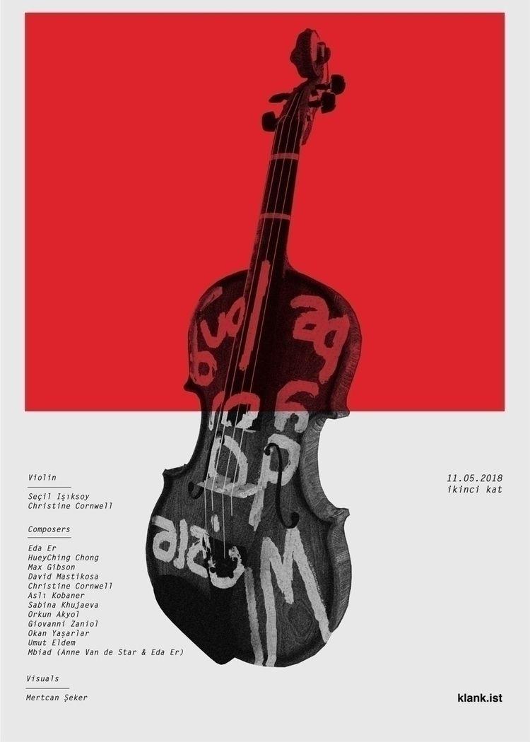 poster, posterdesign - mertcanseker | ello