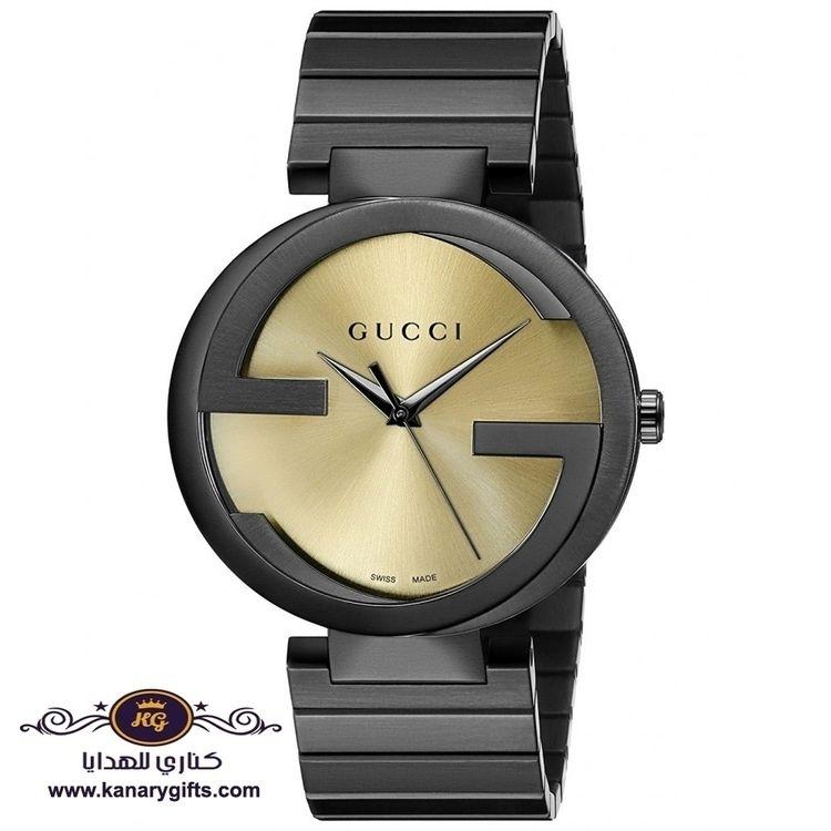 Gucci Interlocking Yellow - Gucci_watch - ebdaa   ello