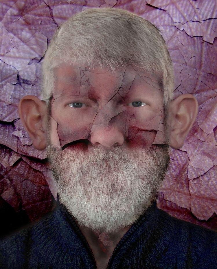 Bearded jugs - face, beard, pixel - llamnuds | ello