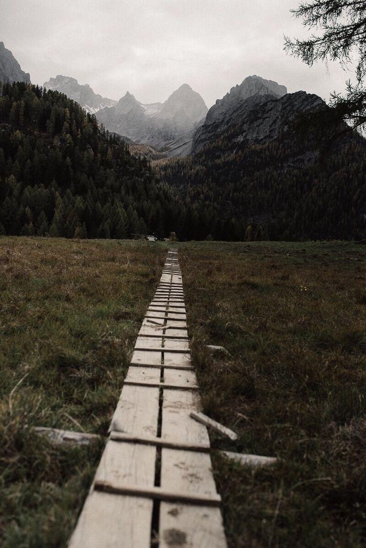 born long treacherous road ~Att - joseelamarre | ello