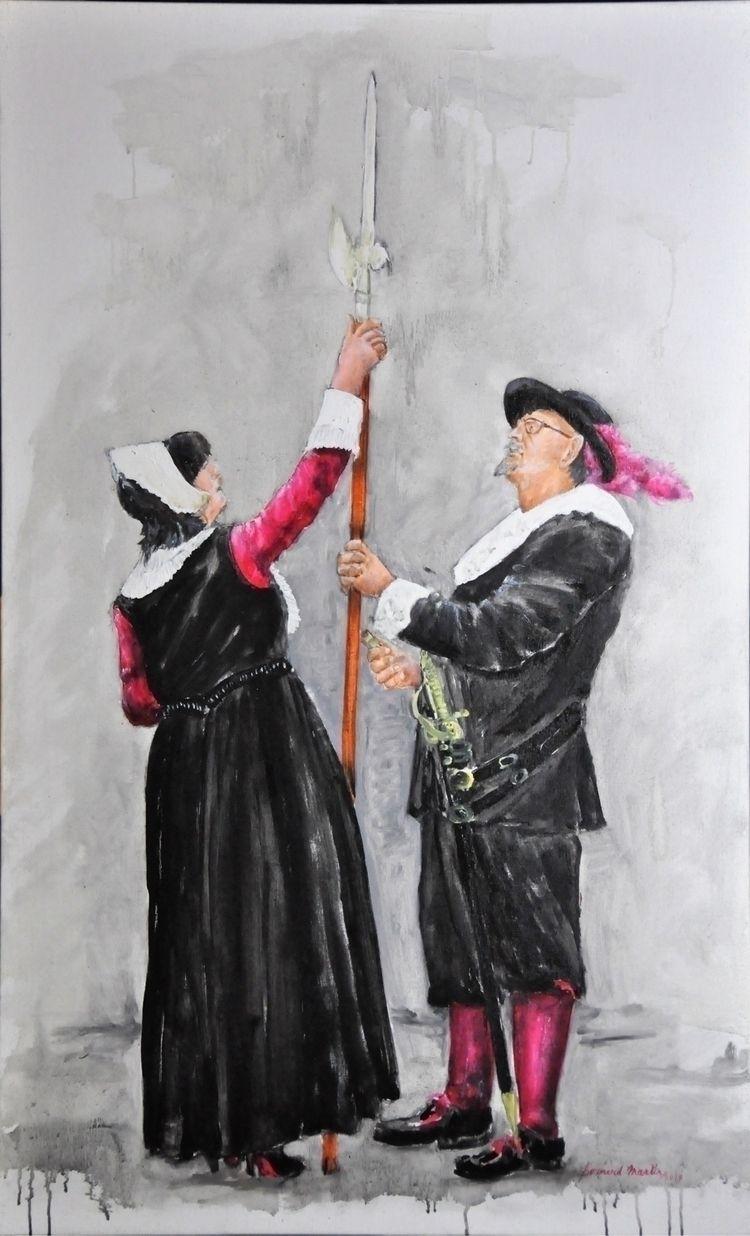 love. 2017 Oil canvas 124 76 cm - ben-peeters | ello