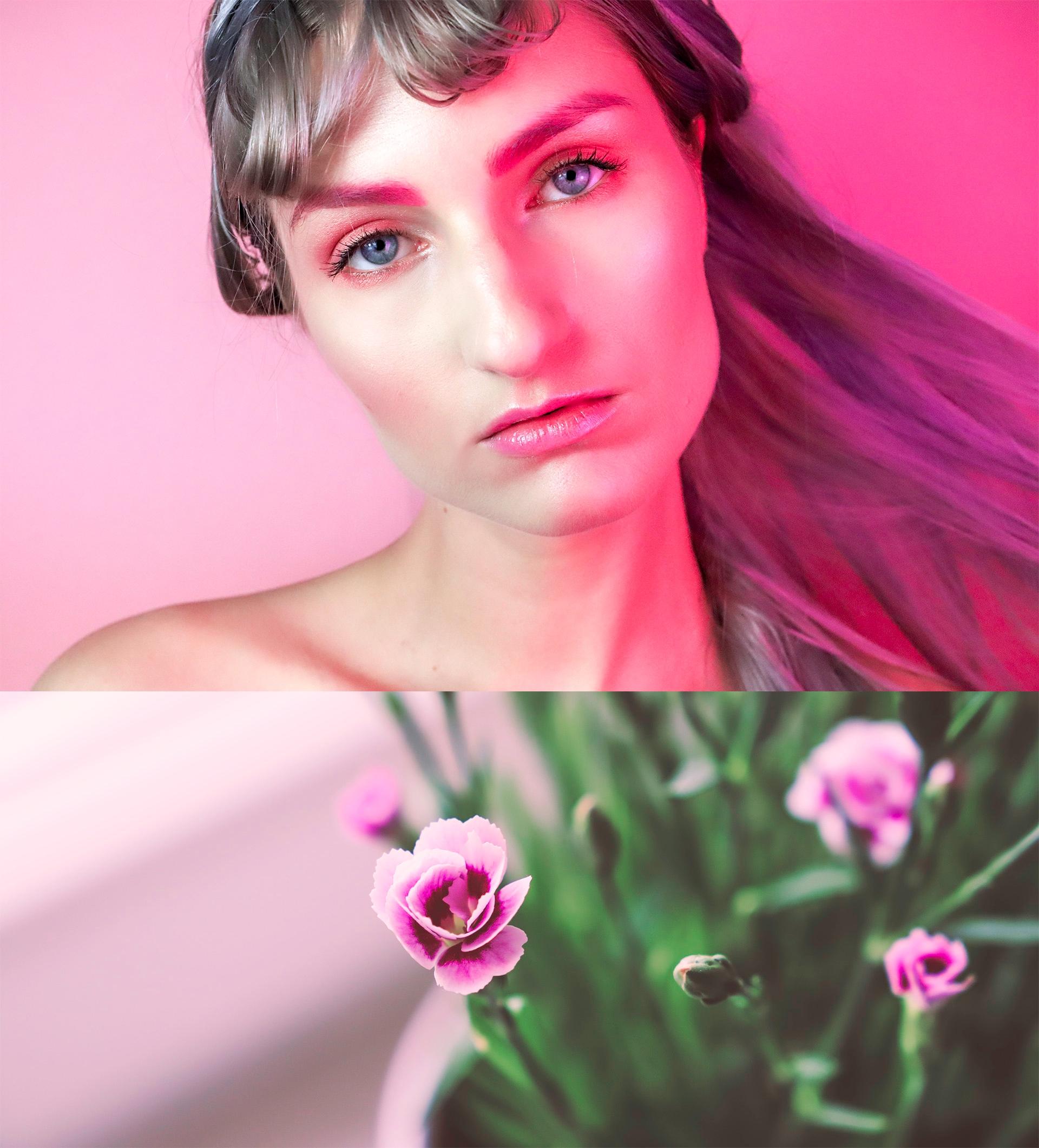 O kolorach: Róż