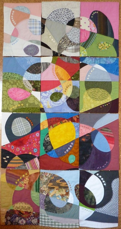 Quilt Journal Year Colour Hangi - firehorsetextiles | ello