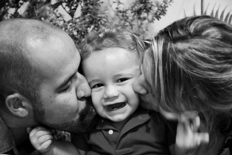 photo family - balckandwhite, baby - nicolasbritosales | ello