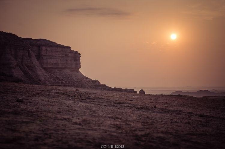 Rise sun (2013 - coin3ip | ello
