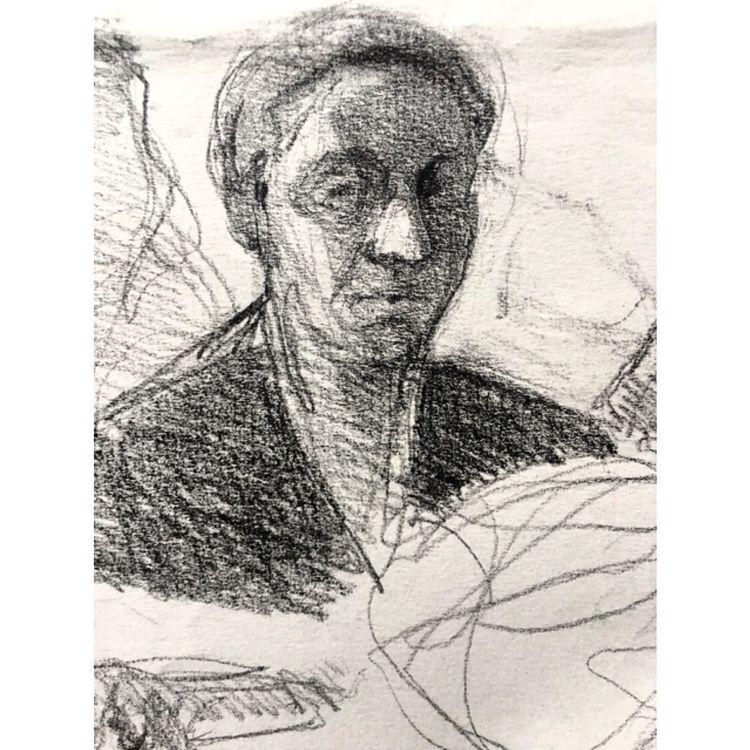 draw, portrait, pencil, art, sketchbook - yuliavirko | ello