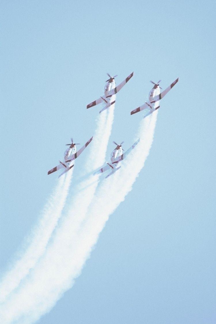 Vintage IAF 2018 • Aerobatics s - talpazfridman | ello