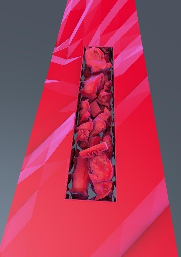 3D, openframeworks, cinema4D - satcy | ello