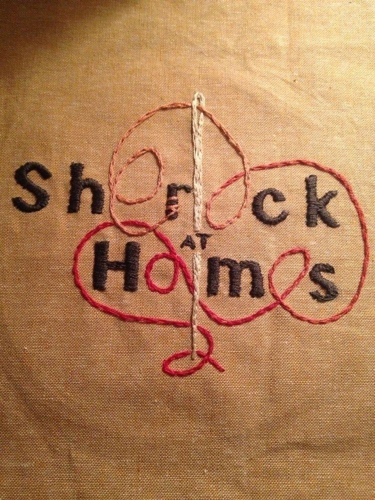 Sunday. Hand embroidered logo l - catherinemaldonado | ello