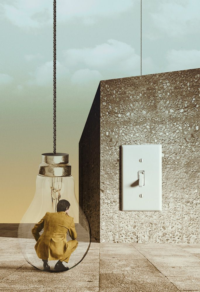 Switched 2018 - collage, ellocollage - julienp | ello