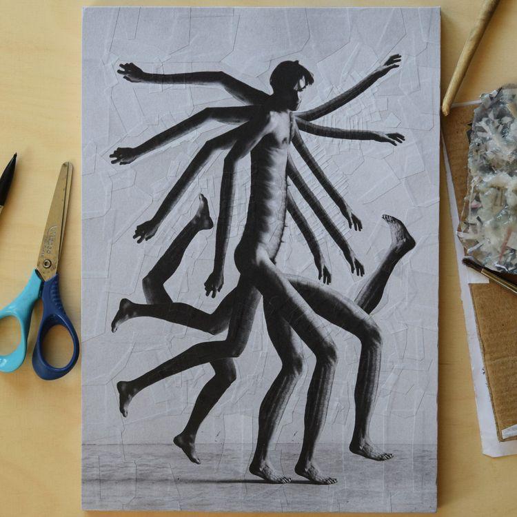 Peter Hujar, Nude manipulation - loladupre | ello