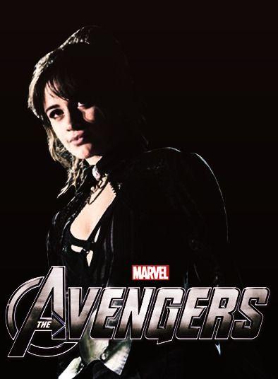 Camila avenger - captaincabeyo | ello