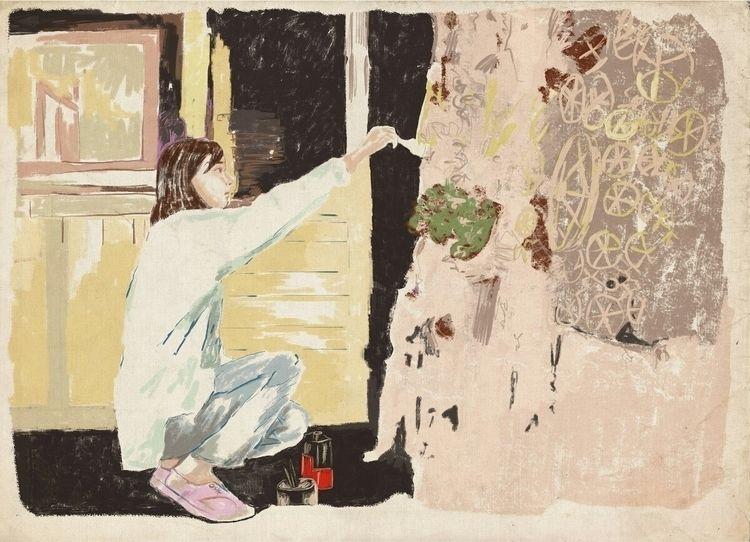 Niki de St Phalle - illustration - zoe_vadim | ello