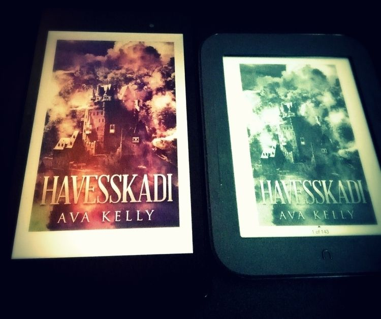 devices! Havesskadi release day - avakelly | ello