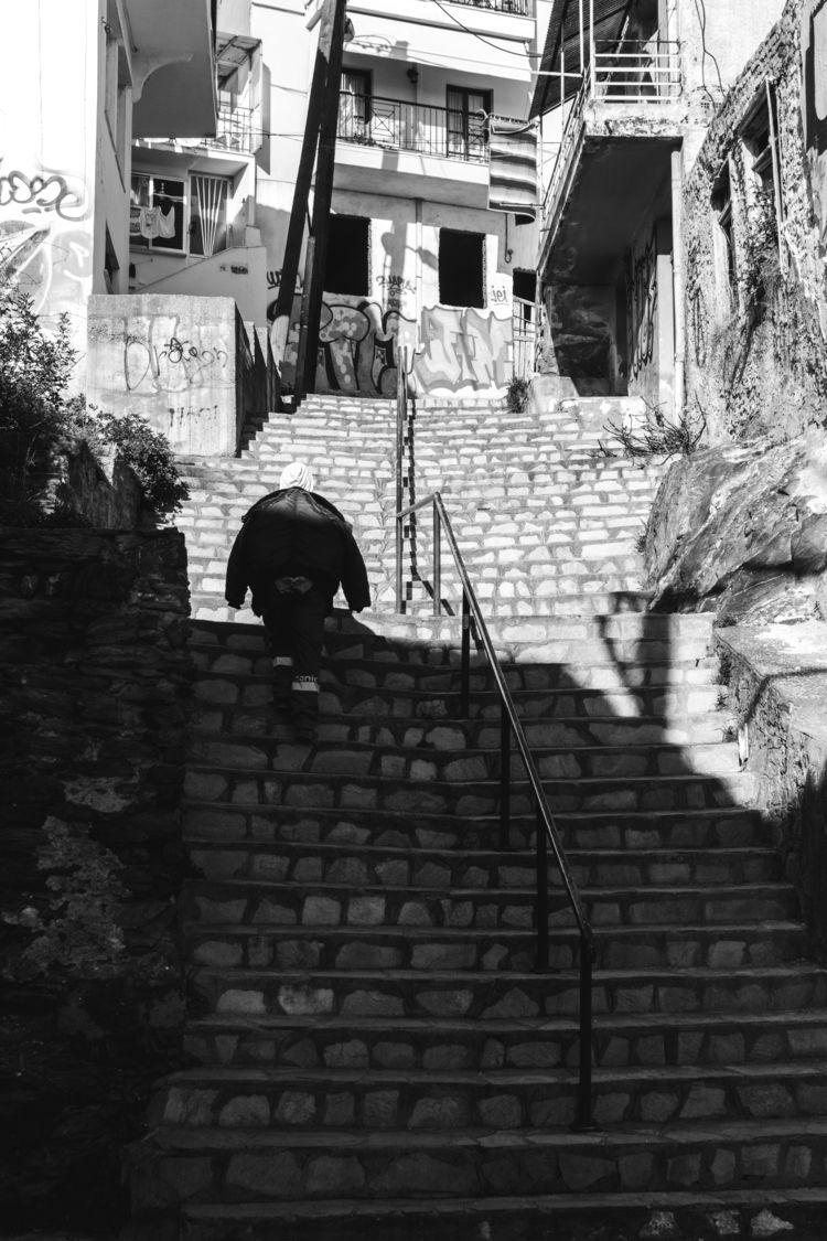 streetphotography, blackandwhite - jordan_kyr | ello