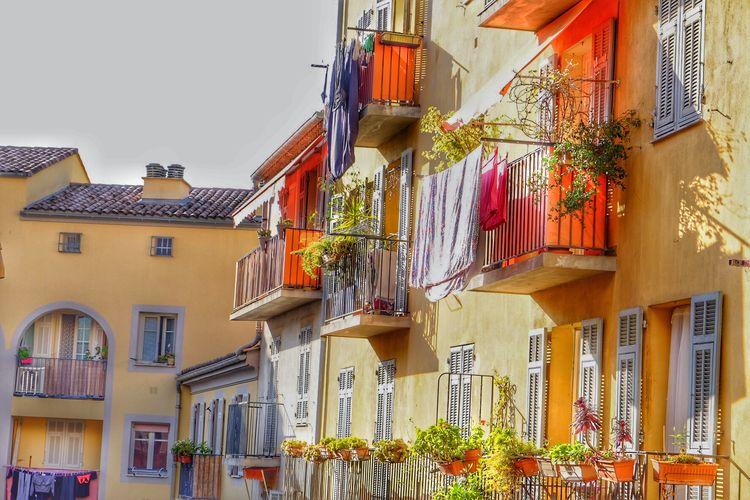 Historic centre Nice, Southern  - jl_france | ello
