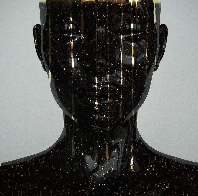 Mindfulness - 3D, digital, sculpture - z3rogravity | ello