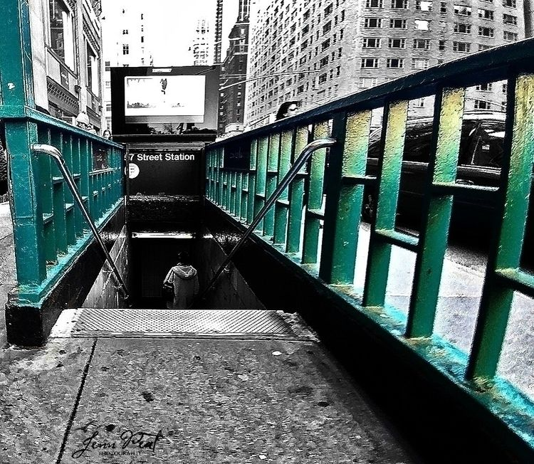 NYC, newyork, city, colorsplash - peatypabla | ello
