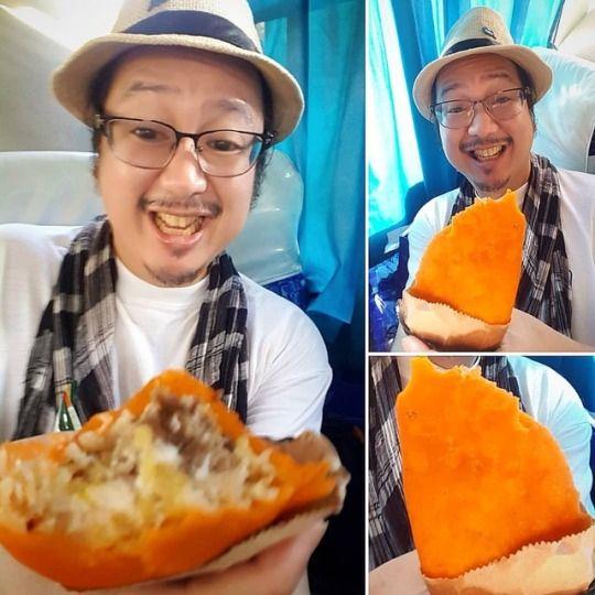 Eating 2nd (Crispy Fried Pastry - vicsimon | ello