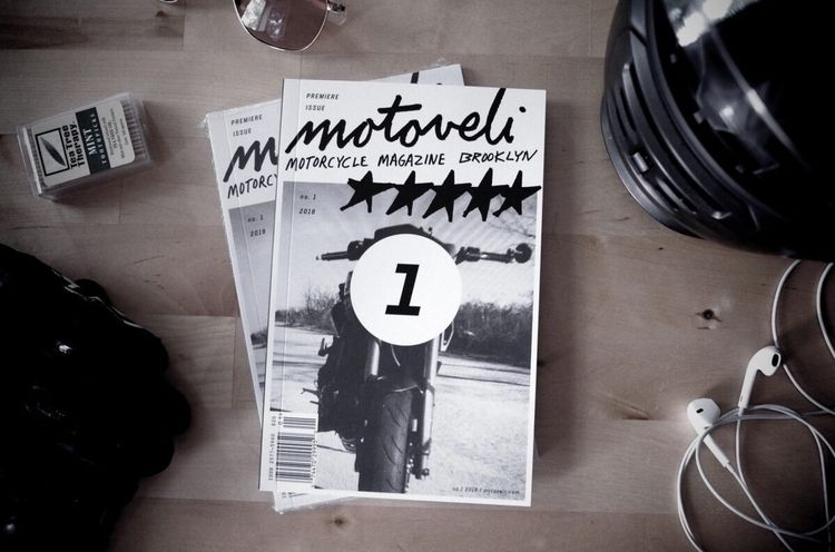 motorcycle, magazine, brooklyn - ryansnelson | ello