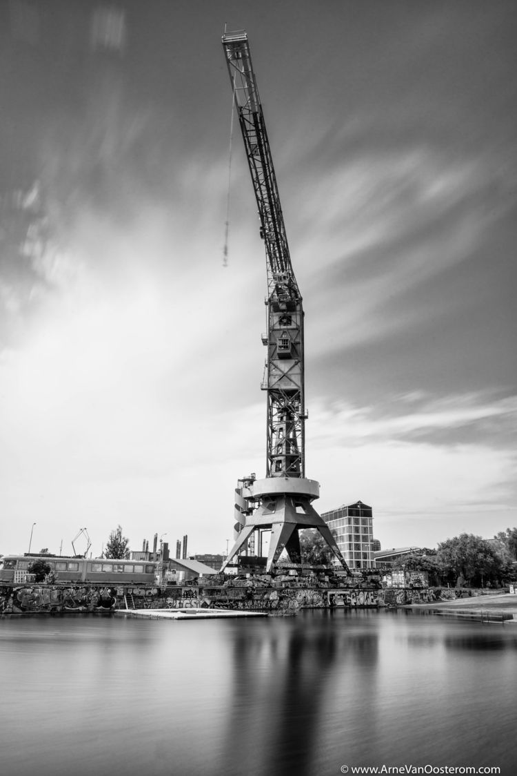 Amsterdam Noord - Blackandwhitephotography - arnevanoosterom | ello