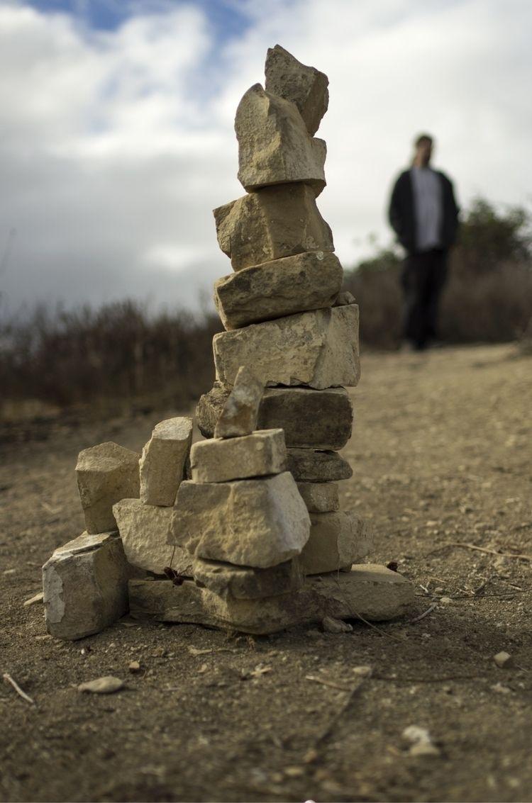 hiking, beauty, cairn, marker - talyo | ello